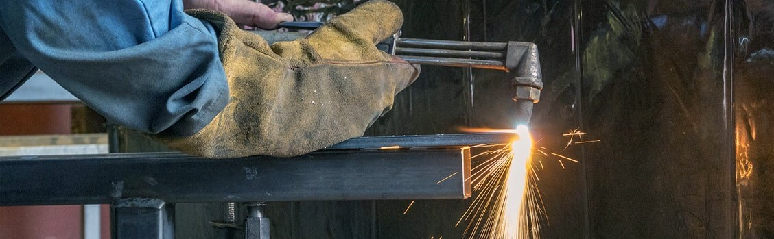 Smart Manufacturing Welding in action